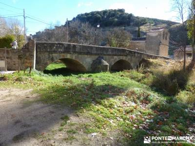 Parque Natural del Barranco Río Dulce;senderos almeria senderos andalucia